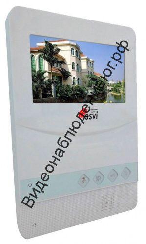 """Цветной видеодомофон 4.3"""" LCD EVJ-431-P"""