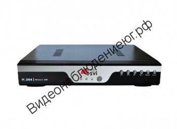 Гибридный видеорегистратор EVD-6104NLX-1