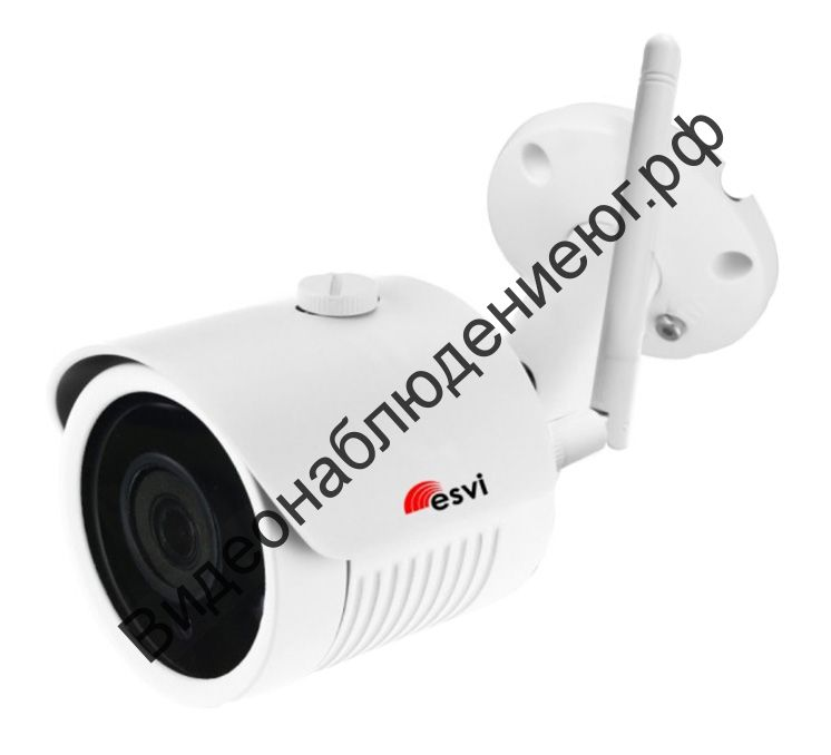 IP видеокамера с Wi-Fi EVC-BH30-S20W