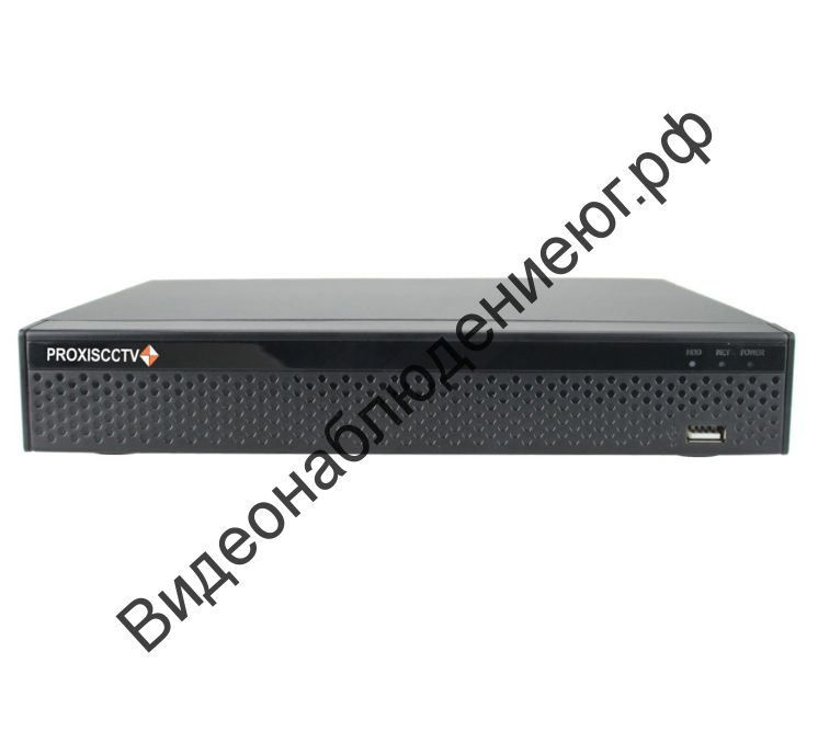 IP видеорегистратор 4К формата  PX-NVR-D4
